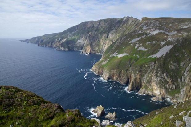 Slieve League donegal, a pilgrim destination for over 1000 years
